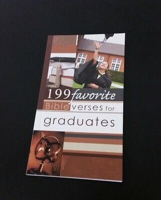 Graduation Bible Verses (199 Favorite Bible Verses for Graduates (2010,)