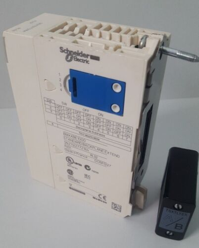 Schneider Electric Modicon Backplane Expander BMXXBE1000 TESTED