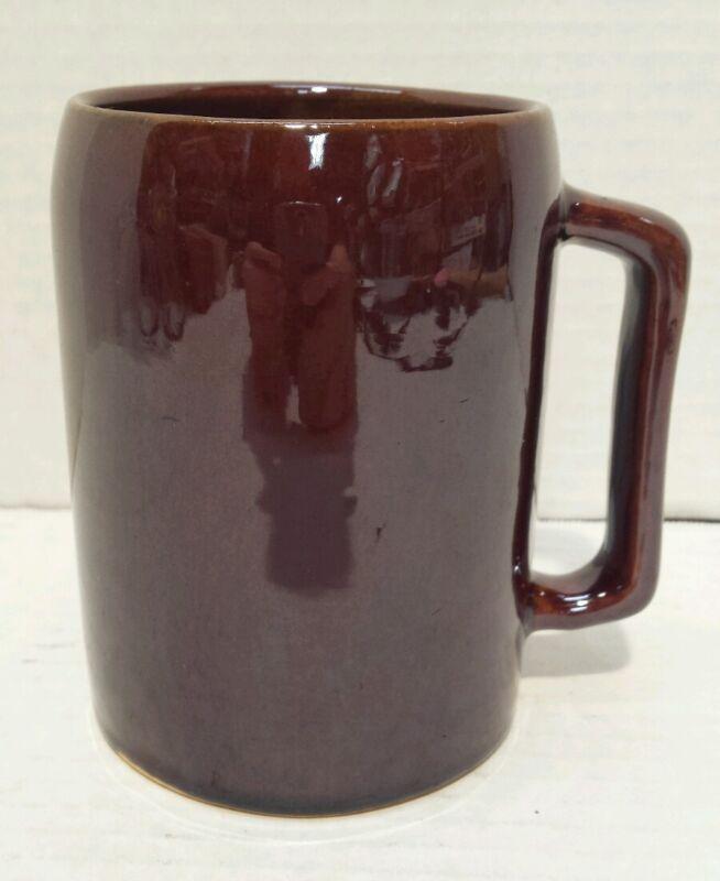 Vintage Pabst Milwaukee Beer Mug Stein Stoneware Collectable