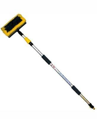 Streetwize SWCWB4 3.0m Telescopic Car Wash Brush with Full Squeegee