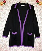 Womens Plus Size 3X Cardigan