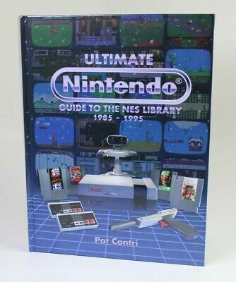 Ultimate Nintendo: Guide to the NES Library (1985-1995) Hardcover Book