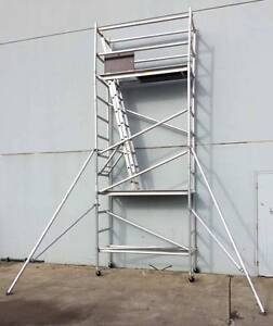 6.0m Aluminium Scaffold Alloy mobile tower Australian Standard Dandenong South Greater Dandenong Preview
