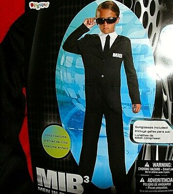 NEW MIB3 MEN IN BLACK 3 DRESS SUIT - Men In Black Halloween Kostüme
