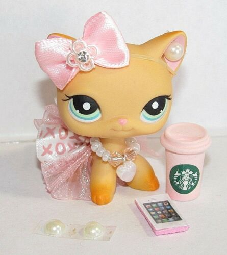 💞Littlest Pet Shop Clothes LPS Accessories Custom outfit *CAT NOT INCLUDED*💖