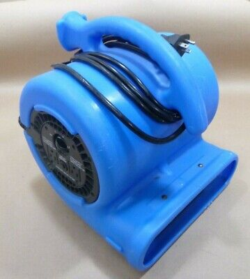 B-air 14 Hp Air Mover Blower Fan For Water Damage Restoration Carpet Dry Vp-25