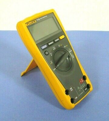 Fluke 77 Iv Digital Multimeter Free Ship