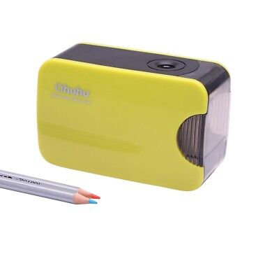 Ohuhu Personal Electric Pencil Sharpener Compact Home Office Desktop Us