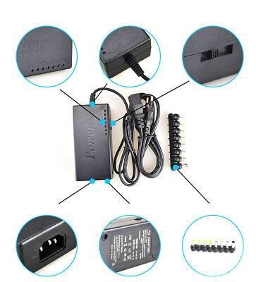 Laptop Netzteil (Notebook Universal Netzteil für Acer Aspire Dell Laptop Ladekabel Ladegerät 96W)