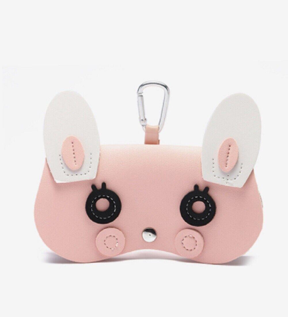 Portable Cute Eyeglass Case Box Fashion Pu Leather Sunglasses Pouch Bag Case US Eyeglass Cases & Storage