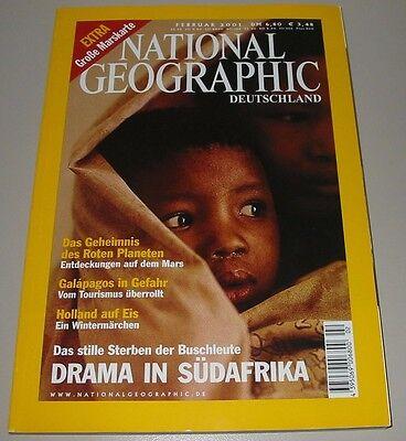 National Geographic Deutschland Drama in Südafrika Das stille Sterben Galapagos