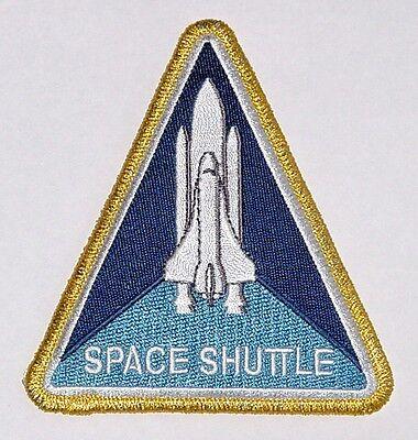 Aufnäher Patch Raumfahrt NASA Space Shuttle .........A3236