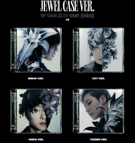 SHINEE - DON'T CALL ME (JEWEL CASE VER.) 7th Album