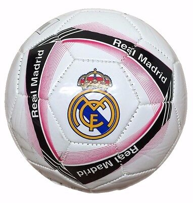 Real Madrid Mini (Real Madrid Mini Soccer Ball Decorative Office Toy Size 2 Choose From 5)