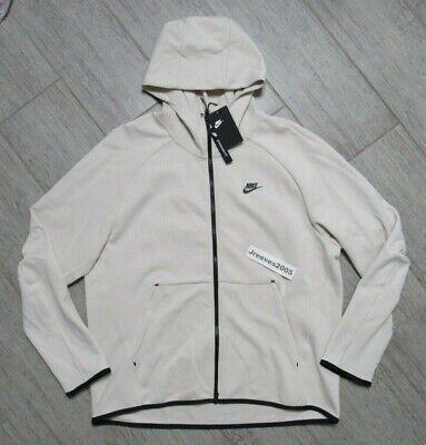 NWT Nike Tech Fleece Full Zip Hoodie Sz XL 100% Authentic 928483 424