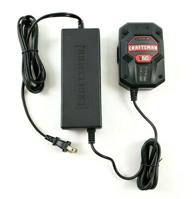 Genuine Craftsman 60V Replacement Battery Charger - CMCB602