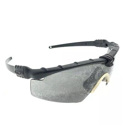 Oakley Mil M Frame Only 3.0 Si Black Shield Tactical Sunglasses Made in USA Q23