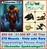 Rare WoW Account Schn. Spektraltiger|21.000 Ep|270 Mounts|65 Titel|Persoa.-Kopie