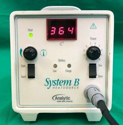 Analytic Sybron Endo System B 1005 Dental Heat Source