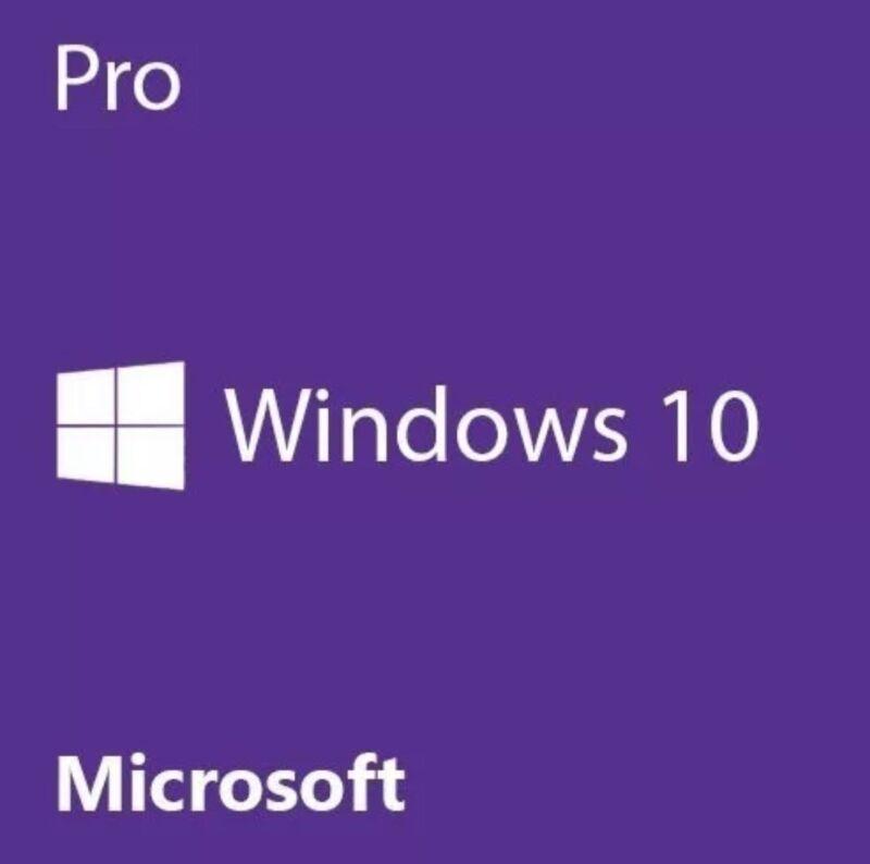 Microsoft Windows 10 Pro (32-Bit) Windows FQC-08970