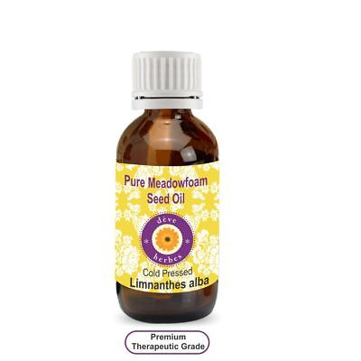 Meadowfoam Seed (Meadowfoam Seed Oil (Limnanthes alba) 100%Pure Natural Cold Pressed Therapeutic)
