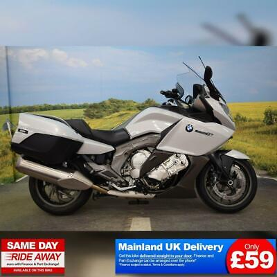 BMW K 1600 GTSE WITH COMFORT PACK