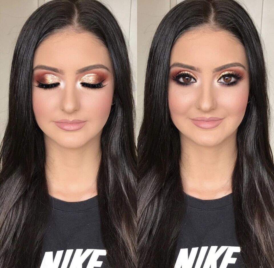 Taking Bookings For Promgraduationparty Hair Makeup Both