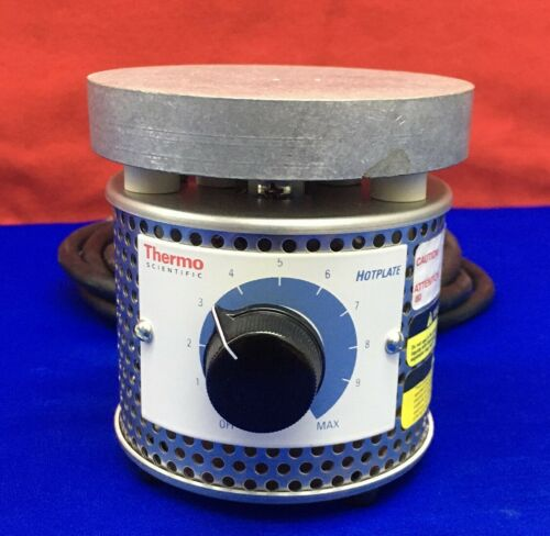 "THERMO SCIENTIFIC HP2305B HOT PLATE 3.5"" DIAMETER"