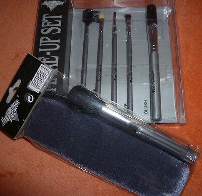 Kosmetik Pinsel-Set und Tasche Make-up Pinsel Und Kosmetik Tasche