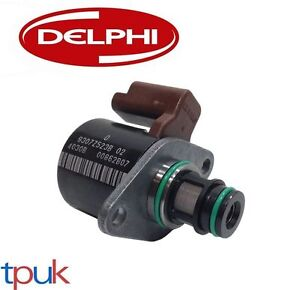 delphi pompe injection soupape d 39 admission mesure r gulateur de pression imv ebay. Black Bedroom Furniture Sets. Home Design Ideas