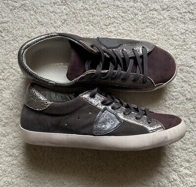Philippe Model Multi Colored Sneakers Golden Goose Shoes Size 38/7.5