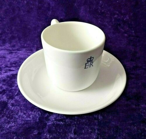 1965 Buckingham Palace Tea Cup & saucer - Queen Elizabeth II Personal Household