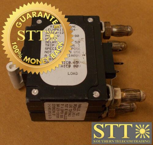 Lelhpk11-1rs4-30560-125 Airpax 125 Amp  Parallel Pole Bullet Circuit Breaker