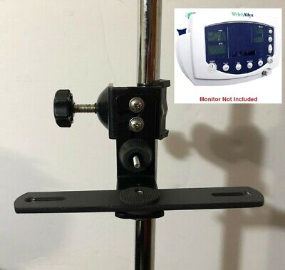 Welch Allyn Vital Signs Monitor Stand Pole Mount Clamp 300 Series 53xxx