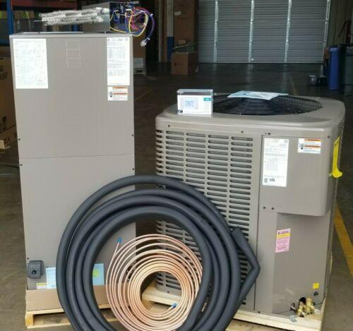 YORK 14 Seer 2.5 Ton LX Series R-410a Heat Pump Split System w/10KW Heat Strips