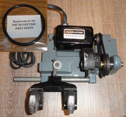 One Belt for a Micrometric Precision Key Cutting Duplicating Machine