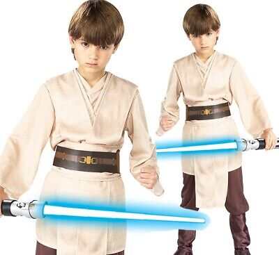 Deluxe Jedi Ritter Skywalker Star Wars Jungen Kostüm Kind - Star Wars Jedi Deluxe Kind Kostüm