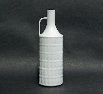 Lorenz Hutschenreuther Kunstabteilung - Karl Scheid - Vase - Porzellan OP ART