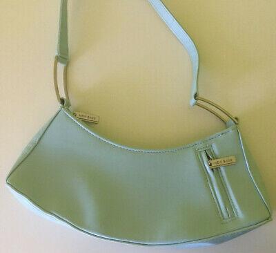 Gebraucht, Damen Handtasche hellblau tolles Design ideal zum Abendkleid & zur Party &Alltag gebraucht kaufen  Bucha