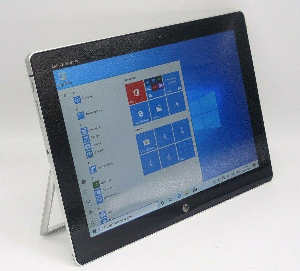 "Laptop Windows - HP Elite X2 1012 G1 - 12"" Touchscreen Windows 10 Laptop 1.10GHz 128GB SSD 8GB"