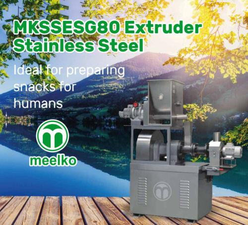 MKSSESG80 Extruder Stainless Steel /SET