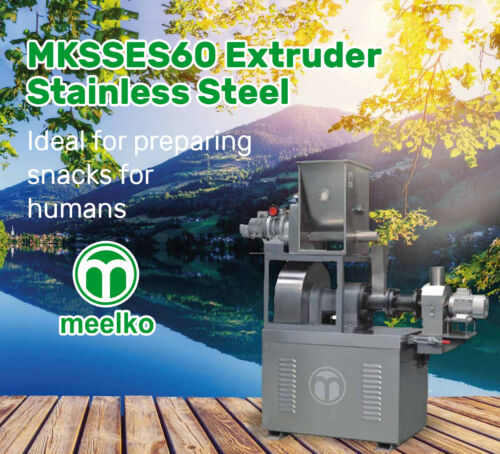 MKSSES60 Extruder Stainless Steel /SET