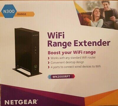 Profi RANGER Extender N300Wi-Fi Ende 200 RPT Netgear Wlan Repeater