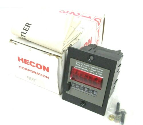NEW HECON G04224891 COUNTER