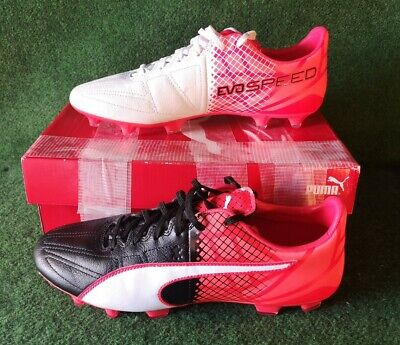 Puma EvoSpeed 3.5 FG Football Boots UK Size 9.5 BNIB RRP £90