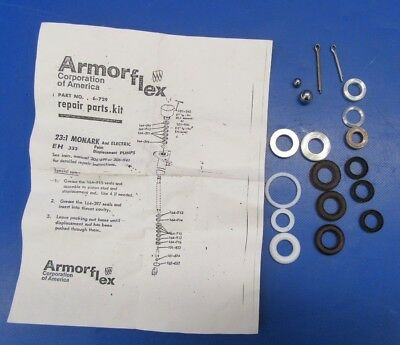 Nos Armor Flex Repair Kit Pn 6-729 231 Monark Electric Pumps Eh33 1218-191