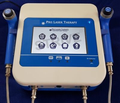 Lllt Therapy Laser Therapy Laser Cold Therapy 2 Probe Programs Laser Intensity