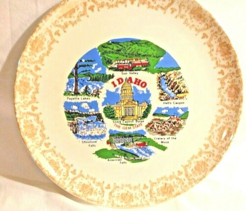 """9"""" State of Idaho Plate Hell"""