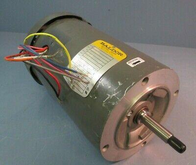 Baldor Electric Motor Jm3555 2hp 3450rpm 24 Vac