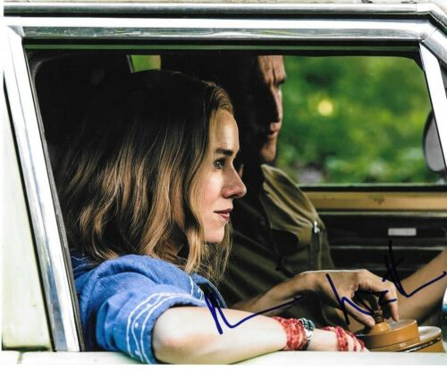 * NAOMI WATTS * signed autographed 8x10 photo * THE GLASS CASTLE * 1